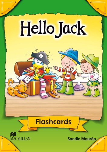 9780230403826: Hello Jack Flashcards (Captain Jack)