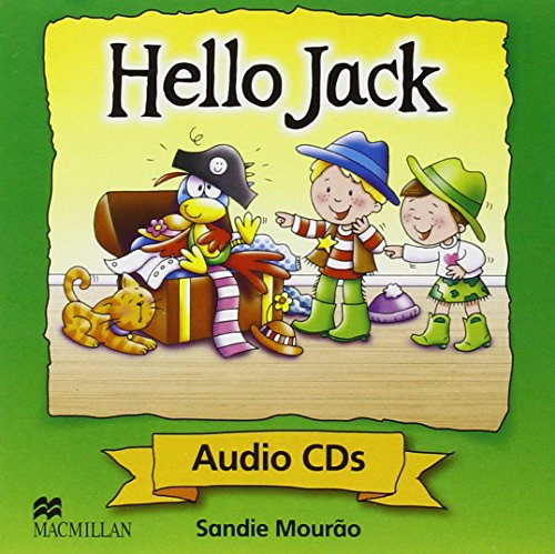 9780230403833: Captain Jack - Hello Jack Class Audio CD (3)