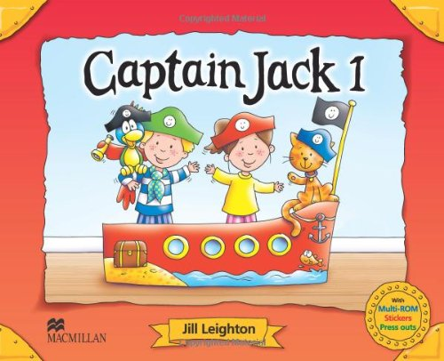 9780230403871: Captain Jack 1. Pupil's book