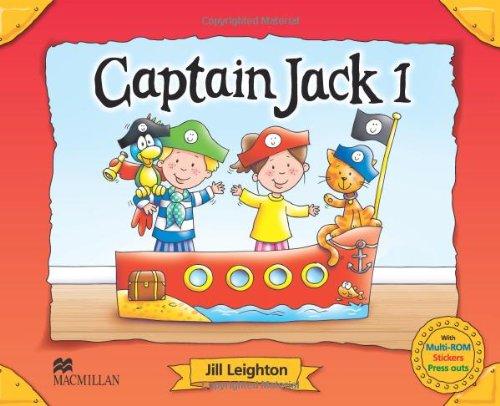 9780230403871: Captain Jack 1. Pupil's book
