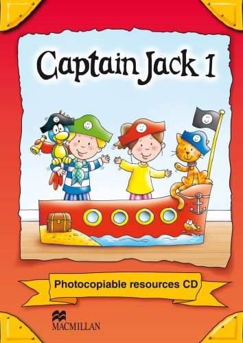9780230403901: Captain Jack 1 Photocopiables CD-ROM
