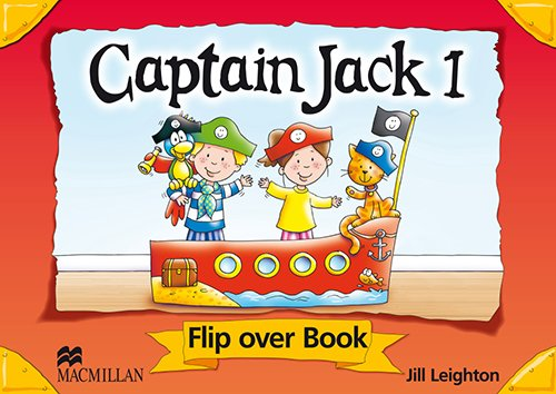 9780230403918: Captain Jack Level 1 Flip Over Book