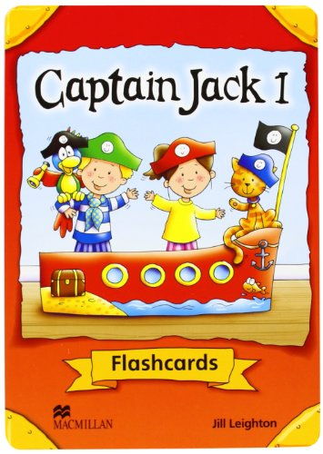 9780230403925: Captain Jack Level 1 Flashcards