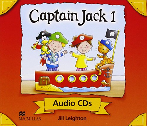 9780230403932: Captain Jack 1 Class Audio CD (3)