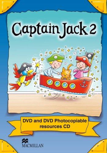 Captain Jack Dvd Rom: Leighton, Jill