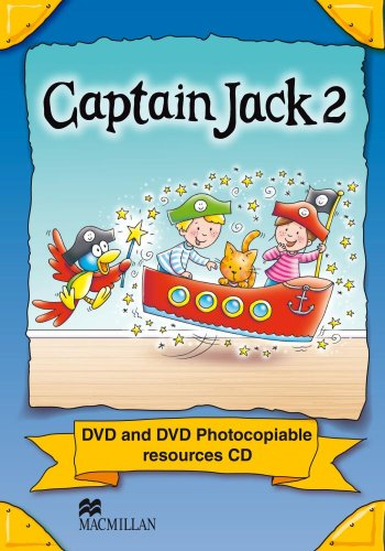 9780230403970: Captain Jack 2 Multimedia Pack