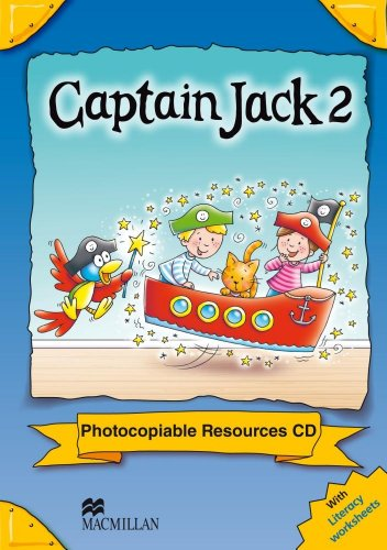 9780230404014: Captain Jack 2 Photocopiable CD Rom