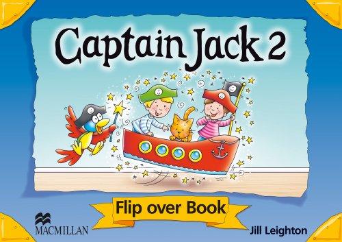 9780230404021: Captain Jack Level 2 Flip Over Book