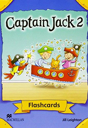 9780230404038: Captain Jack Level 2 Flashcards