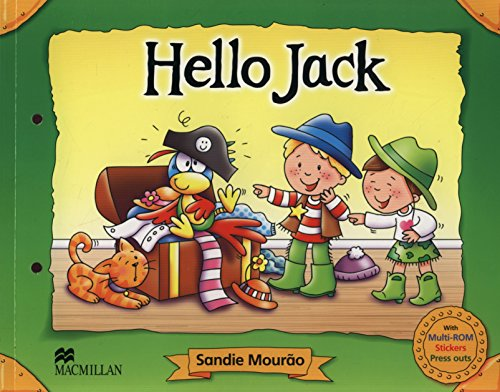 9780230404502: Captain Jack - Hello Jack Pupil's Book Pack