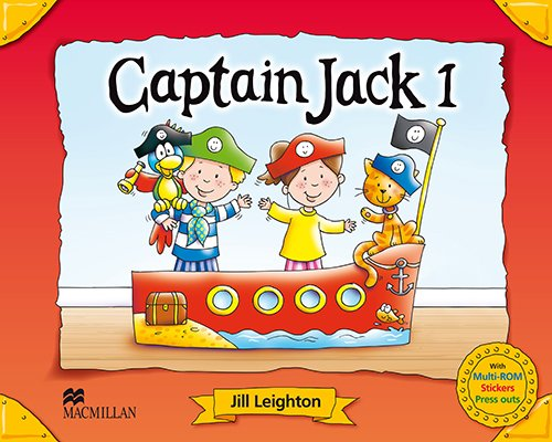 9780230404540: Captain Jack 1 Pupil's Book Pack