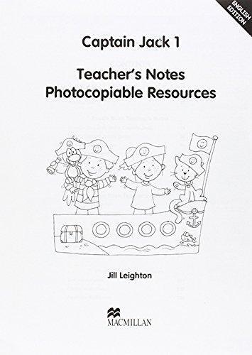 9780230404571: Captain Jack 1 Teacher's Notes