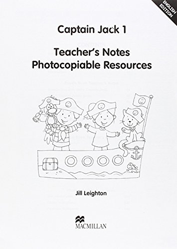 9780230404571: Captain Jack 1 Teacher's Notes