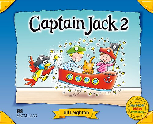 9780230404588: 5 Años Captain Jack 2 St+Wb+Multirom