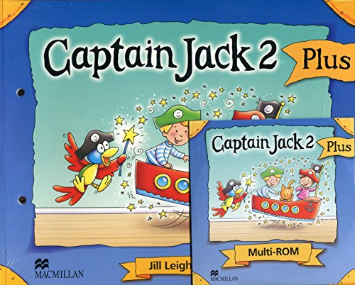 9780230404595: CAPTAIN JACK 2 Pb Pack Plus