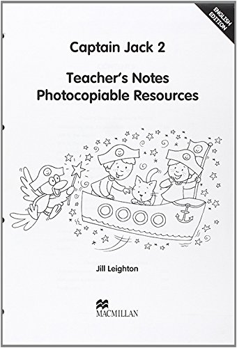 9780230404618: Captain Jack Level 2 Teacher's Notes