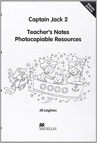 9780230404618: Captain Jack 2 Teacher's Notes