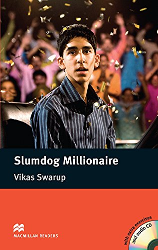 9780230404717: Macmillan Readers: Slumdog Millionaire with CD Pack