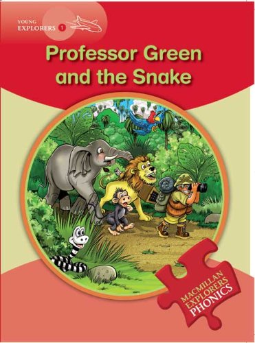 9780230404779: Professor Green (Macmillan English Explorers Phonics Reading Series)