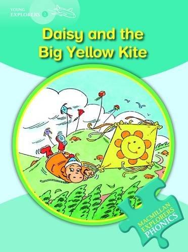 9780230404809: Daisy Yellow Kite (Macmillan English Explorers Phonics Reading Series)