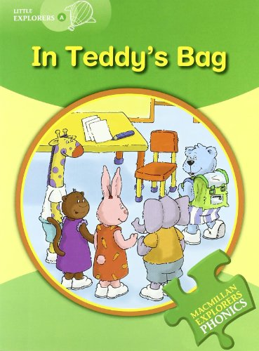 9780230404830: Little Explorers a: In Teddy's Bag