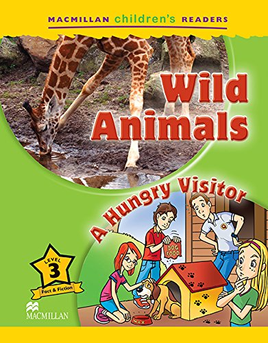 9780230404939: Wild Animals / A Hungry Visitor (Macmillan Children's Readers)