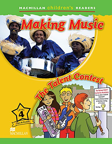 9780230404984: MCHR 4 Making music/Talent Contest (Readers)