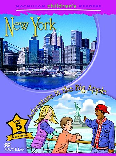 9780230405028: MacMillan Children's Readers: New York