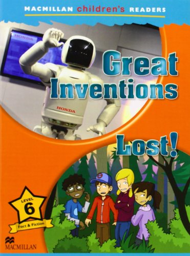 9780230405059: MCHR 6 Great Inventions (Macmillan Children Readers)