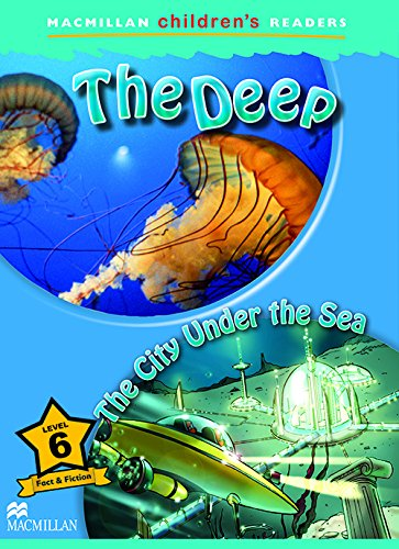 9780230405066: MCHR 6 The Deep (Macmillan Children Readers)
