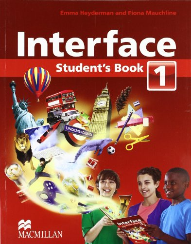 9780230405936: INTERFACE 1 Sts