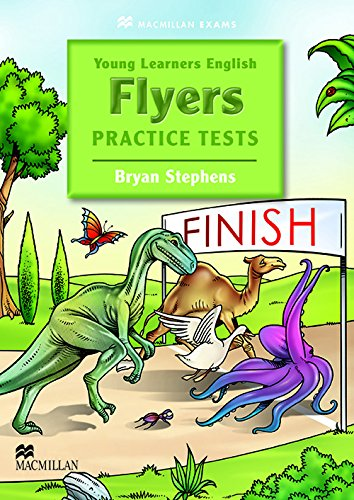 9780230407077: Young Learners Flyers (Young Learners English Practice Tests)