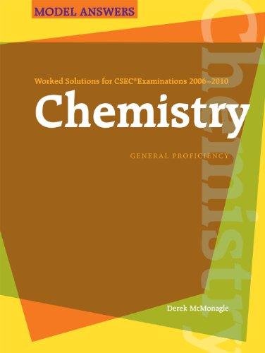 9780230407398: CHEM WKED SOL FOR CSEC 2006 2010
