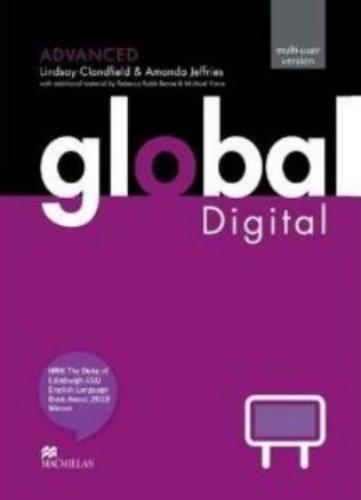 9780230407671: Global Advanced: Digital (Multi User Version)