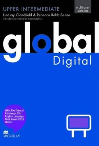 9780230407732: Global Upper Intermediate: Digital Multiple