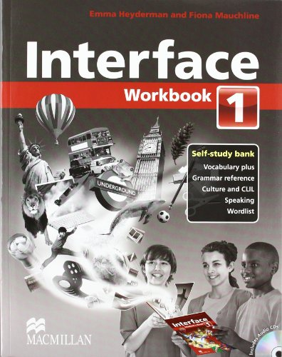 9780230407879: INTERFACE 1 Wb Pack Eng