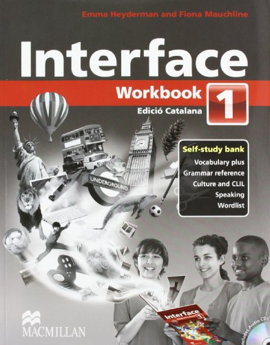 9780230407886: INTERFACE 1 Wb Pack Cat