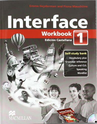 9780230407893: INTERFACE 1 Wb Pk Cast - 9780230407893