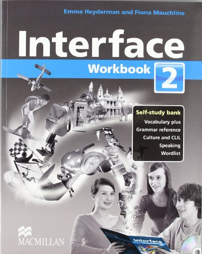 9780230408036: INTERFACE 2 Wb Pack Eng