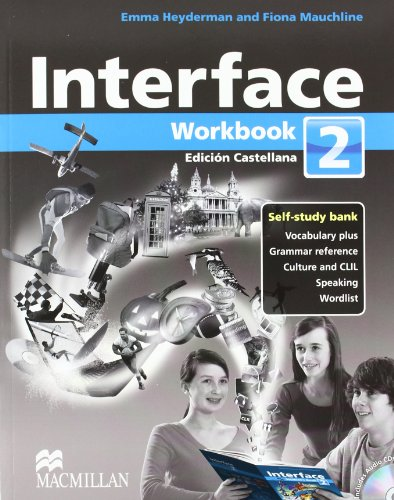 9780230408050: INTERFACE 2 Wb Pack Cast