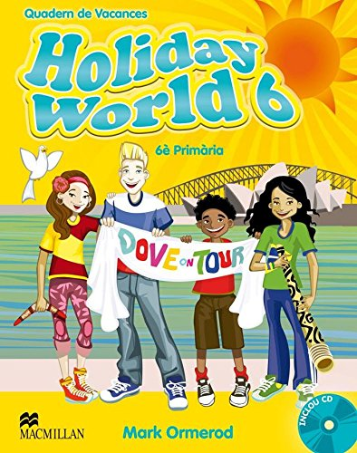 9780230408258: Holiday world 6 act pack (catalán)