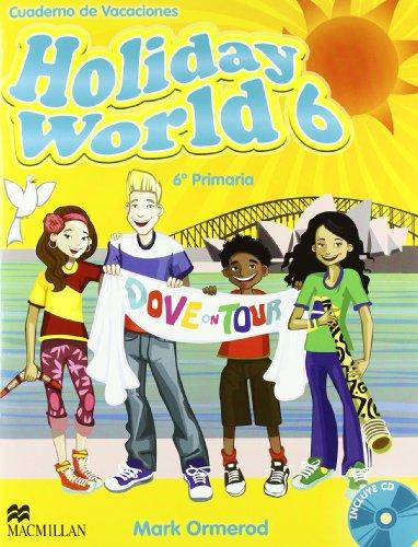 9780230408265: HOLIDAY WORLD 6 Activity pack