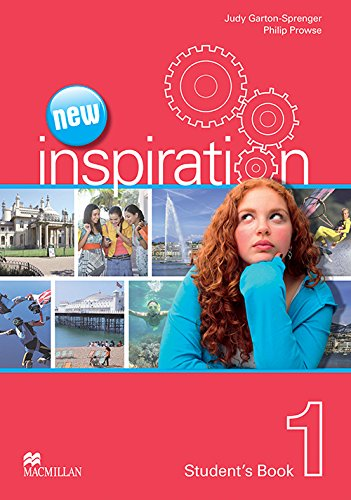 New Edition Inspiration Level 1: Students Book: Prowse, Philip and