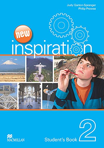 9780230408487: NEW INSPIRATION 2 Sb - 9780230408487