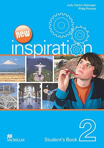 New Edition Inspiration Level 2: Student's Book: Garton-Sprenger, Judy, Prowse,
