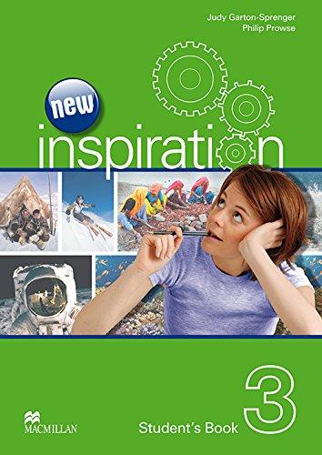 New Inspiration Level 3: Students Book: Judy Garton-Sprenger and