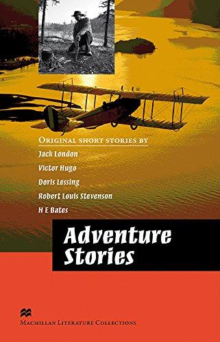 Adventure Stories Advanced Graded Reader Macmillan Literature: Hathaway, Jo
