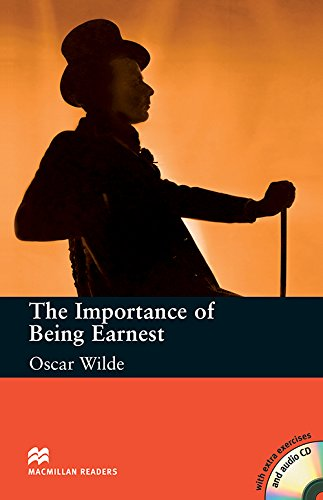 9780230408685: The Importance of Being Earnest [With Map] (MacMillan Readers: Level 6)