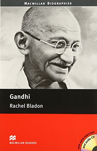 9780230408692: MacMillan Readers Gandhi Pre-Intermediate: Reader & CD