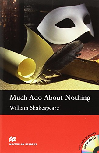 9780230408708: MacMillan Readers Much ADO about Nothing Intermediate Level: Reader & CD